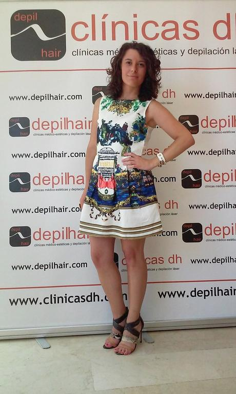 Mi vestido azul - Beauty summer breakfasta Clinicas DH (3)