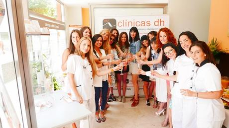 Mi vestido azul - Beauty summer breakfasta Clinicas DH (21)