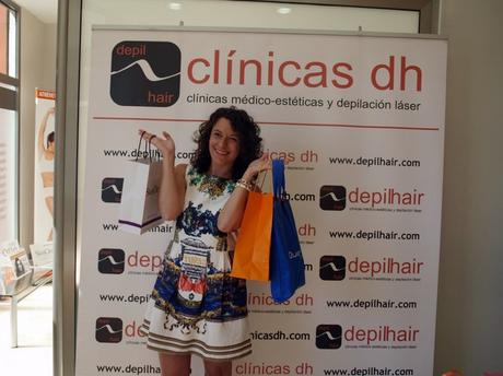 Mi vestido azul - Beauty summer breakfasta Clinicas DH (10)