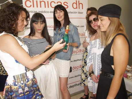 Mi vestido azul - Beauty summer breakfasta Clinicas DH (14)
