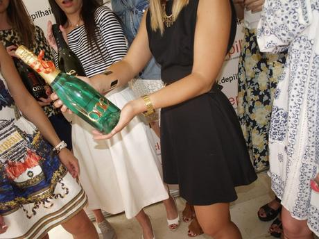 Mi vestido azul - Beauty summer breakfasta Clinicas DH (13)