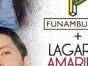 Sorteamos entradas para concierto Funambulista Lagarto Amarillo Leganés