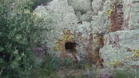 Poblado Edad del Bronce. La Chorrera. Los Yébenes. (Toledo).