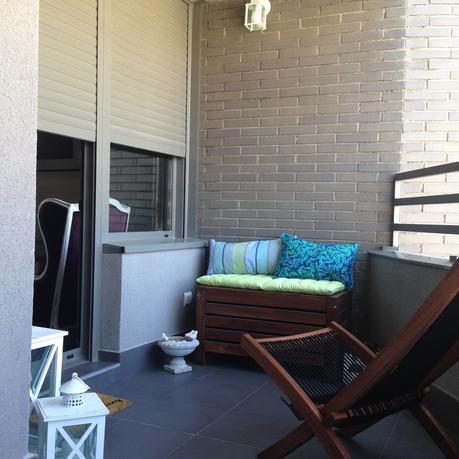 Mi terraza la casa del a o paperblog for La terraza de la casa del soldado