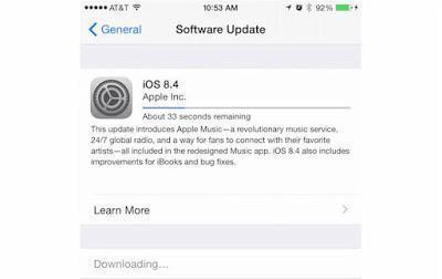 Apple Music ya disponible en iOS 8.4 y aplicaciones de ordenador
