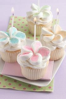 Cupcakes para Baby Shower