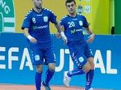 Movistar Inter será cabeza serie UEFA Futsal