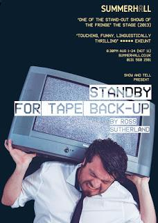 Atlantida Film Fest 2015: Stand By for Tape Back-Up