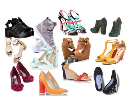 Los zapatos más cómodos para nosotras las Gor... Plus size