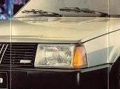 Fiat Regatta 1985