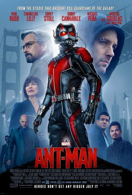 estrenos cine julio ant man