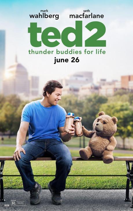 estrenos cine julio ted 2