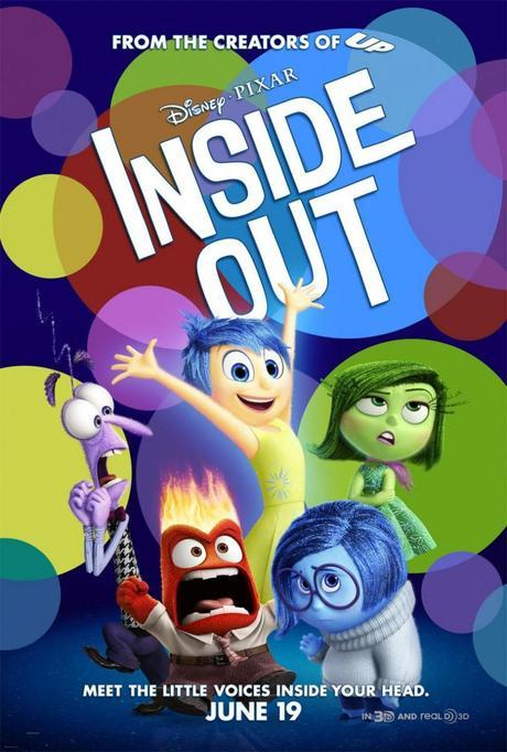 estrenos cine julio del revés inside out