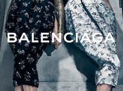 Kate Moss Lara Stone protagonistas nueva campaña Balenciaga