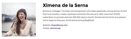 Blogstock 2015 | Deseo Beauty