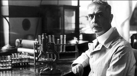 Karl Landsteiner y las rarezas de los grupos sanguíneos