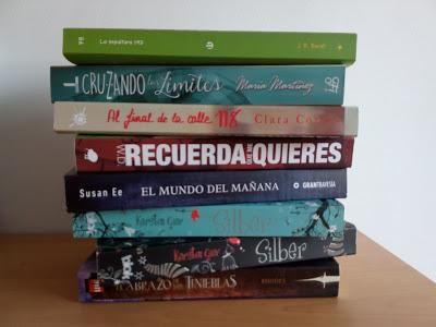 Wrap Up #24: Junio 2015: