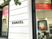 Taller maquillaje Store Chanel
