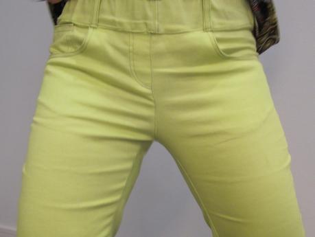 Pantalones lima