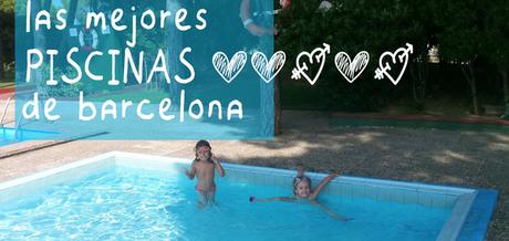 piscinas Barcelona niños