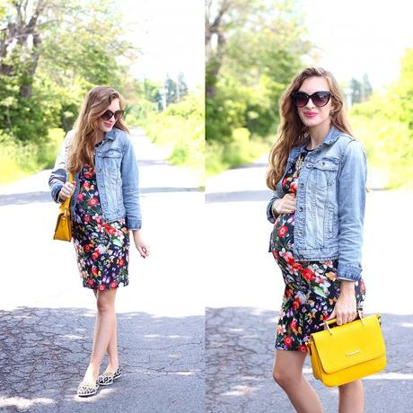 MATERNITY STYLE IN SUMMER.-