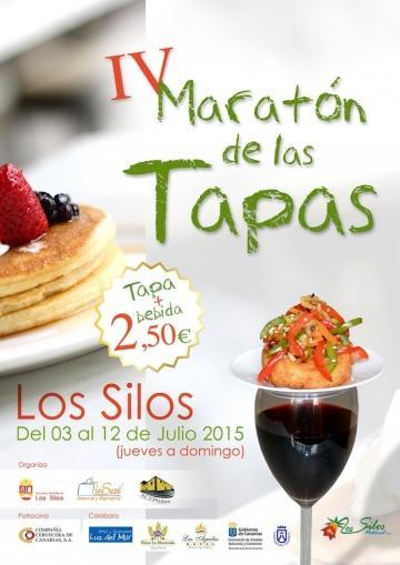 IV Maratón de las Tapas Los Silos 2015
