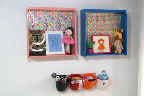 Mi escuela de labores, The Crafty Room / My needlecraft school, The Crafty Room