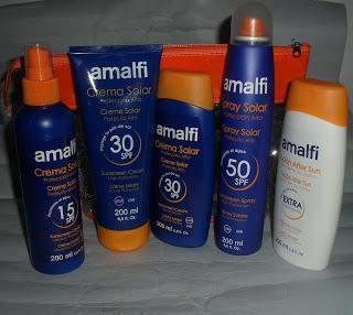 Imagen Lote de productos Amalfi