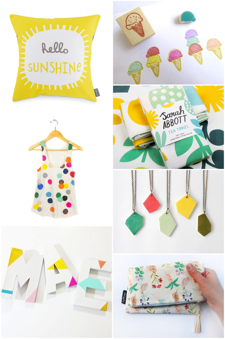 Etsy Finds. Summer love