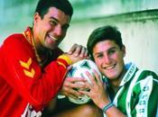 Hermanos futbolistas. Cuando genes deporte tienen algo común