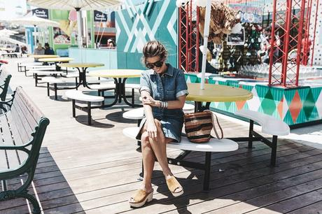 BoardWalk-Santa_Cruz-Denim_Dress-Topshop-Suede_Clogs-Street_Style-Outfit-15
