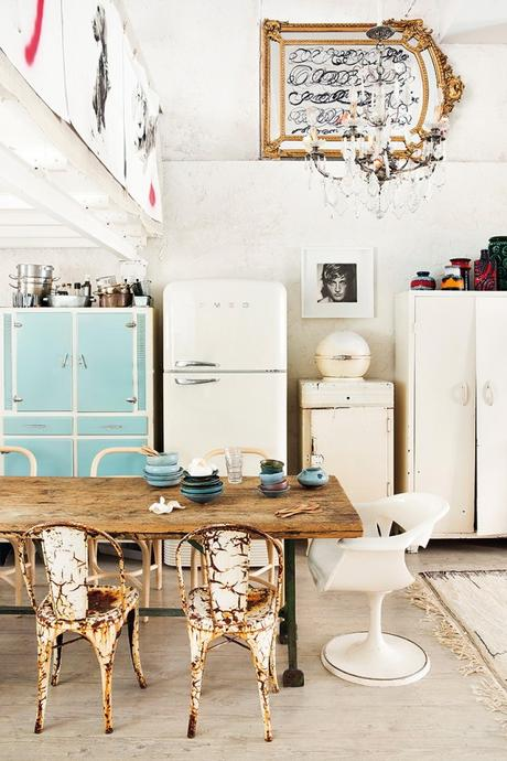 Kitchen vintage