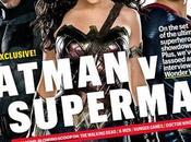 """Portada nuevas imágenes """"batman superman: dawn justice"""" cortesía enternainment weekly"""
