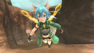 Nuevos trailers de Sword Art Online Re: Hollow Fragment y Sword Art Online: Lost Song