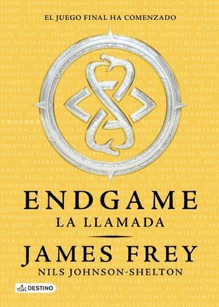 Reseña: La Llamada (Endgame #I) - James Frey & Nils Johnson-Shelton