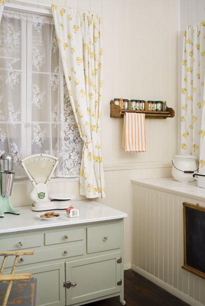 Cocinas estilo shabby chic paperblog - Cocinas estilo shabby chic ...