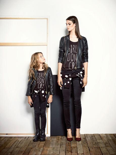 Marcas para vestir madre e hija iguales