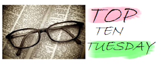 Top ten Tuesday 30/06/2015