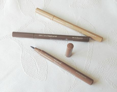 the brow showroom, Bourjois, brow natural