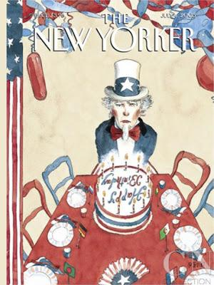 the new yorker cover 4th july 2003 barry blitt