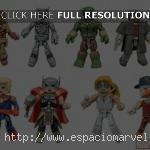 Minimates de Secret Wars