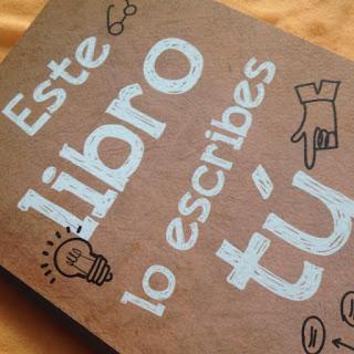 Este libro lo escribes tú de Carlos Garcia Miranda | Foto-reseña