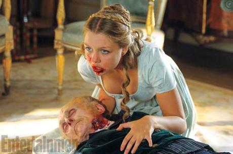 "Imágenes oficiales de ""Pride and Prejudice and Zombies"""