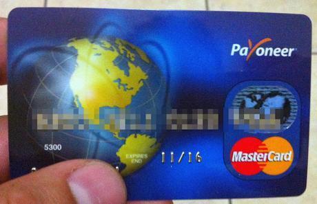 Payoneer acepta pagos de tus clientes con tarjeta de crédito