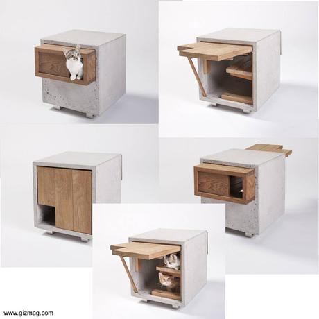 Casas Para Gatos Dise Os De Arquitectos Paperblog