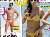 bikini Sara Carbonero, portada revista 'Cuore'