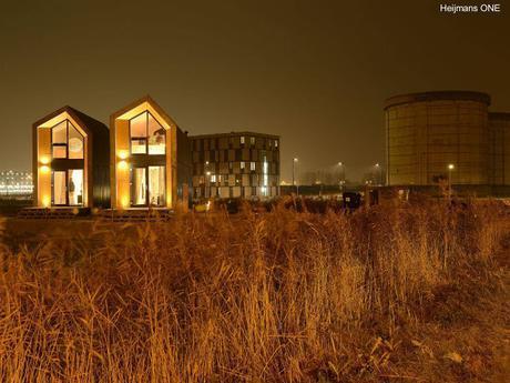 Casas baratas y casas económicas.