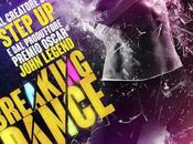 Nuevos carteles internacionales breaking dance, life golpe estado