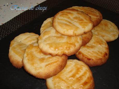 GALLETAS AL RON