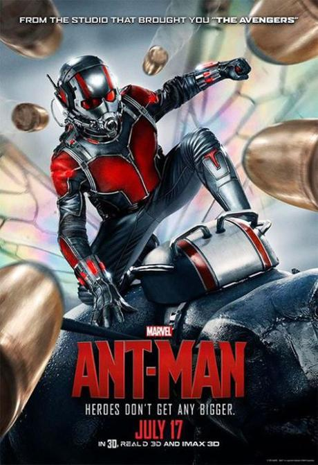 Tráiler final de @AntMan: #ElHombreHormiga